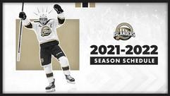 Charlottetown Islanders 2021 Schedule Release