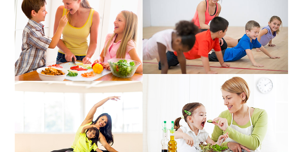 Fit and Healthy Parents and Kids