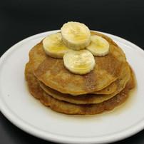 Vegan Whole wheat pancakes