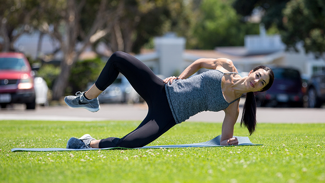 6 EXERCISES TO IMPROVE MOBILITY AND STRENGTH