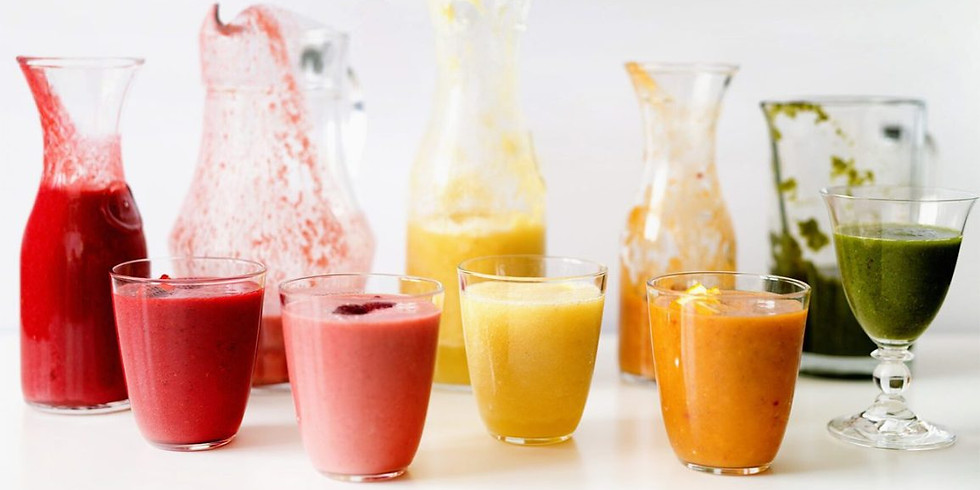 Smoothies Class