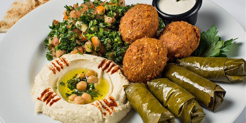 Vegan Mediterranean/ Lebanese cooking class (1)
