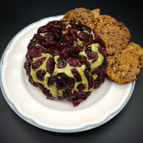Cranberry and Thyme Cheese