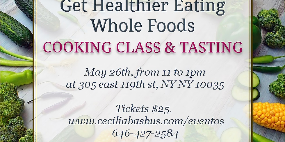 Get Healthier and Lose Weight Eating Whole Foods