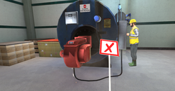 Hazard Simulation
