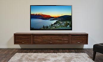 mounted tv image