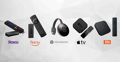 streaming devices image