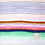 Thumbnail: Sugared Stripe Pillow