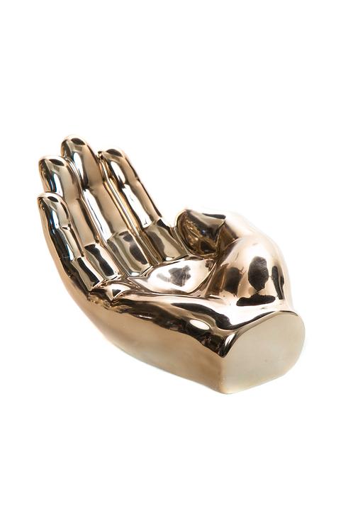 Bronze Hand Tray