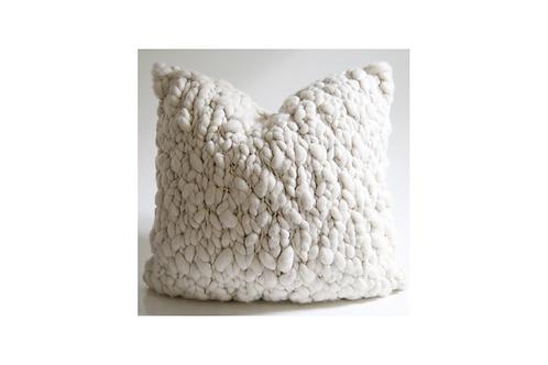 Chunk Cloud Pillow
