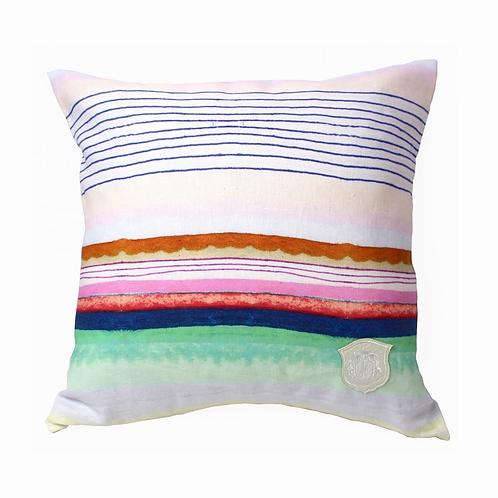 Sugared Stripe Pillow
