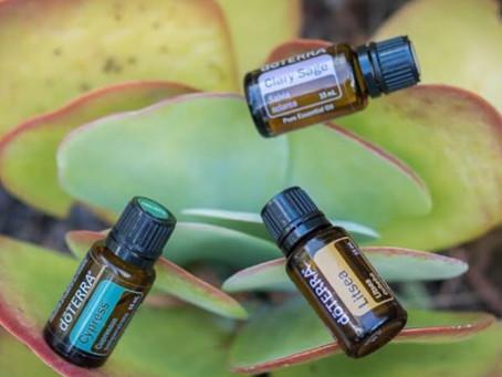 The Art of Essential Oils & Spiritual Practice
