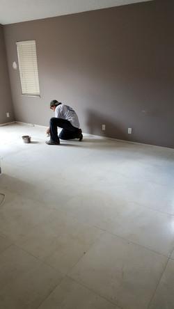 Porcelain Tile Flooring, Parkland, FL
