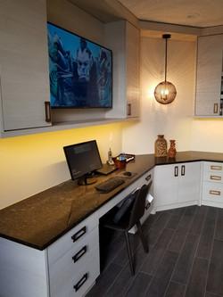 Office Granite Countertop