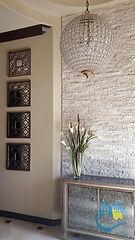Stone Feature Wall, Natural Stone Veneer, Delray Beach, FL