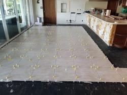 Porcelain Flooring Installation, Pompano Beach, FL
