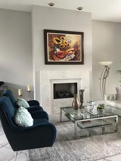 Living Room Remodeling, Parkland, FL