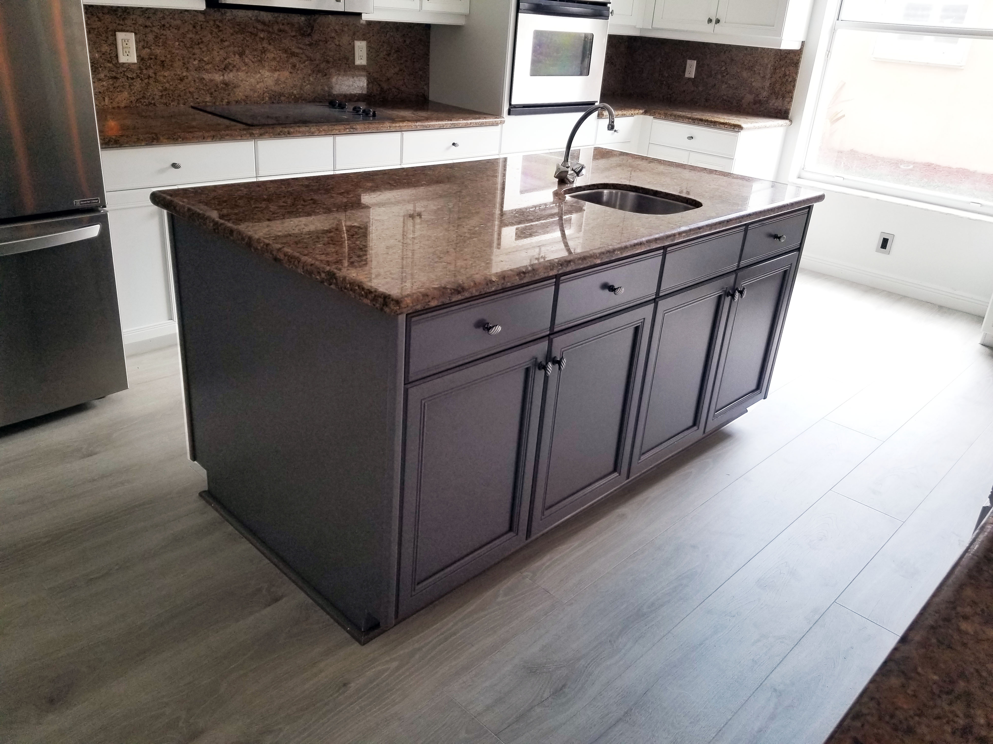 Kitchen Refacing, Coral Springs, FL
