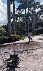 Driveway Power Wash, Boca Raton, FL