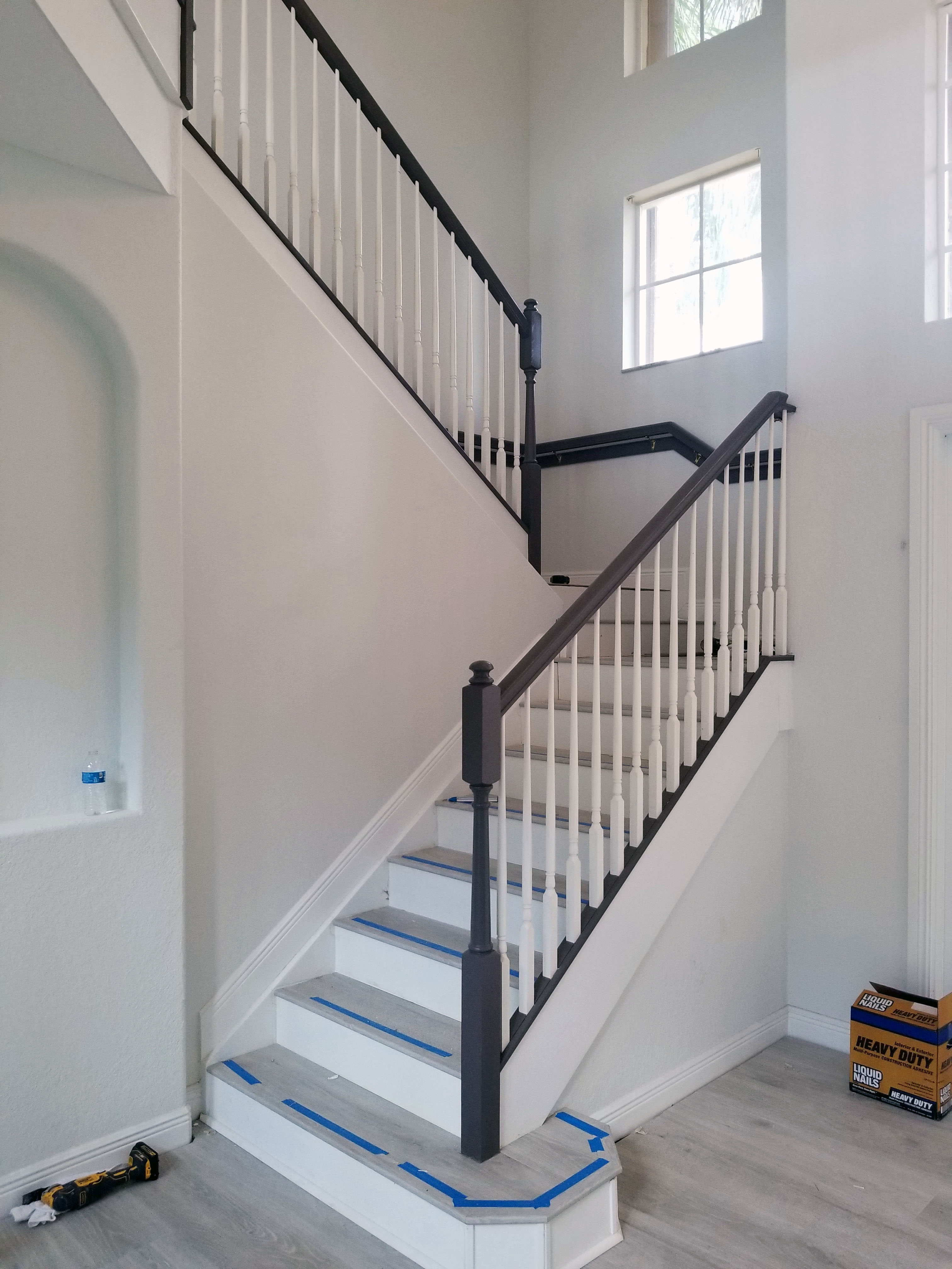 Stairway Handrail, Boca Raton, FL
