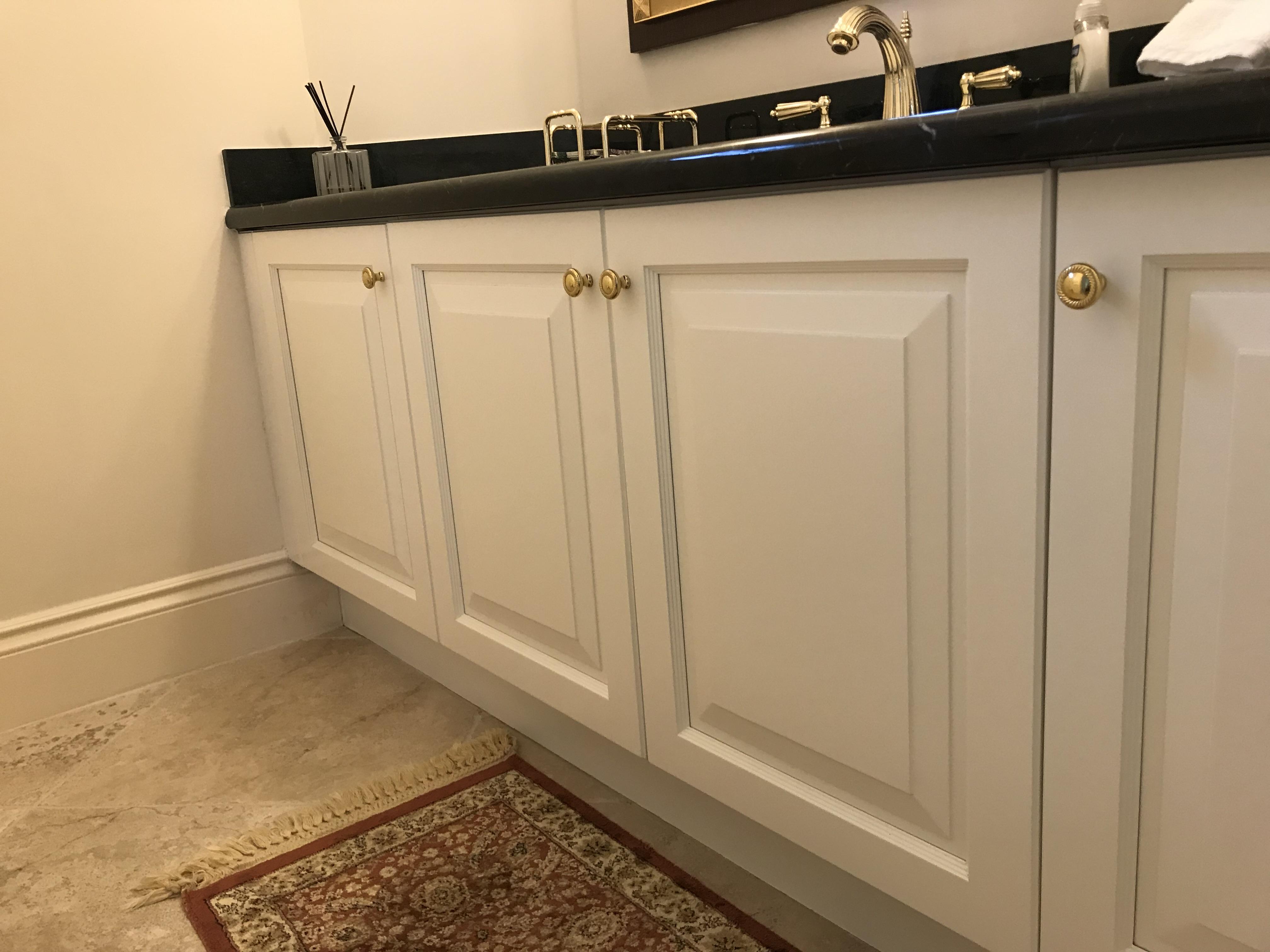 Bathroom Cabinet Refacing, Fort Lauderdale, FL, FL