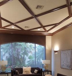 Ceiling Molding, Parkland, FL