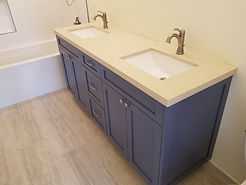 Bathroom Vanity Refacing, Pompano Beach, FL