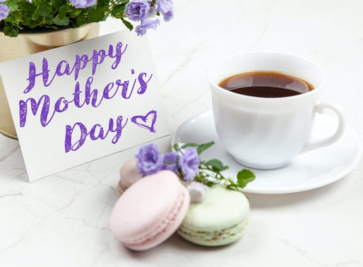 母親節:感謝全天下的媽媽