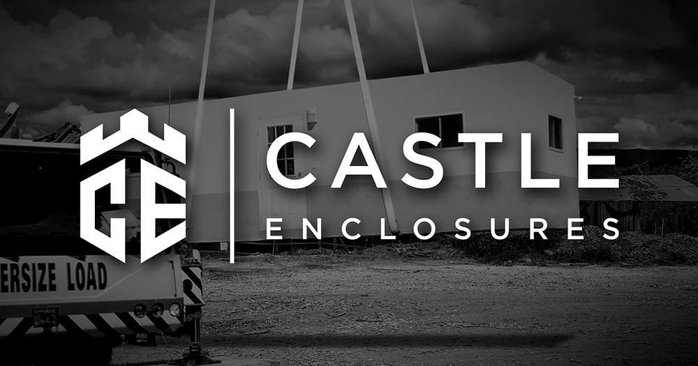 Castle Enclosures Site Delivery
