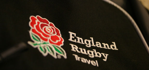 Bags - England Rugby Travel