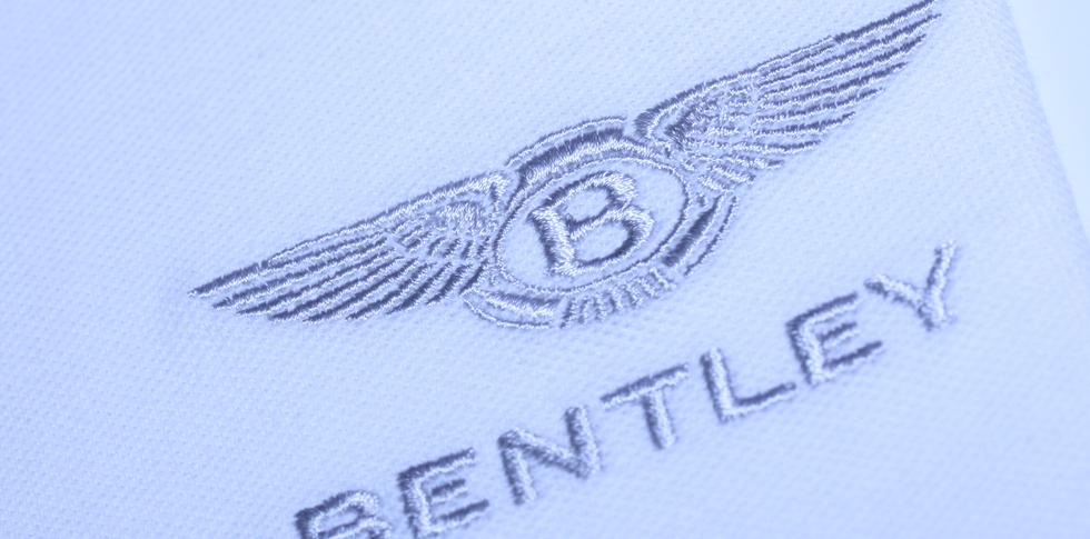 Embroidery - Bentley