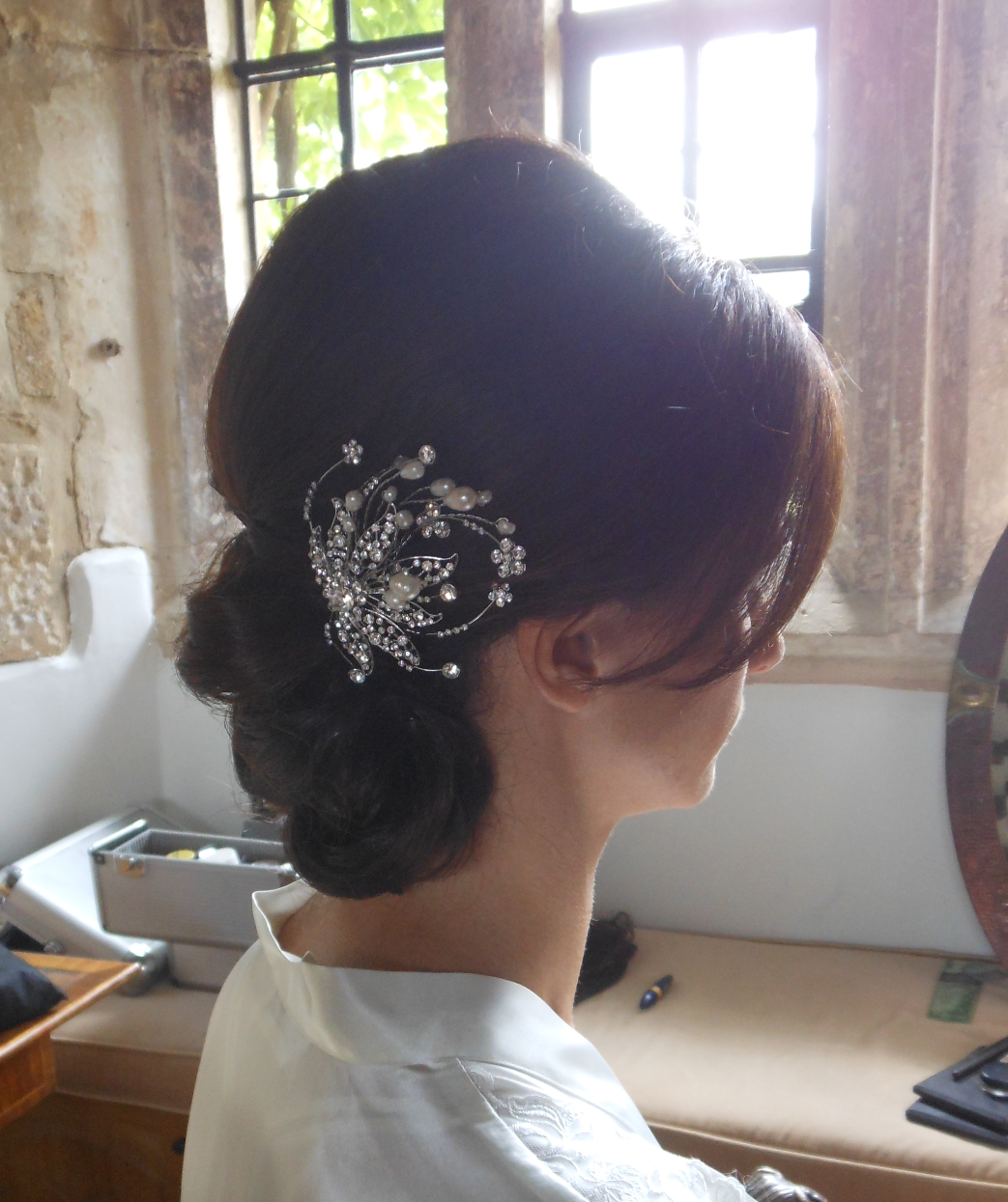 Wedding Hair Cotswolds