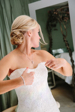 Wedding Hair by Anna White