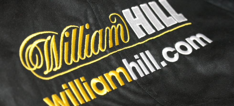 William Hill - Embroidery