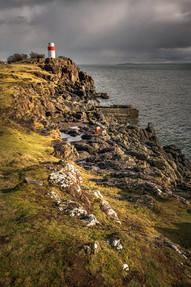 20898s-f Hawkcraig Point, Firth of Forth