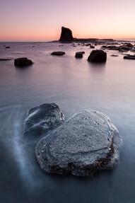 Early Morning at Black Nab, Saltwick Bay