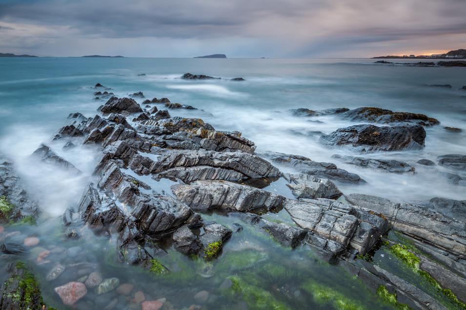 01 Exposed Rock, Port a Mhuilinn, Seil,