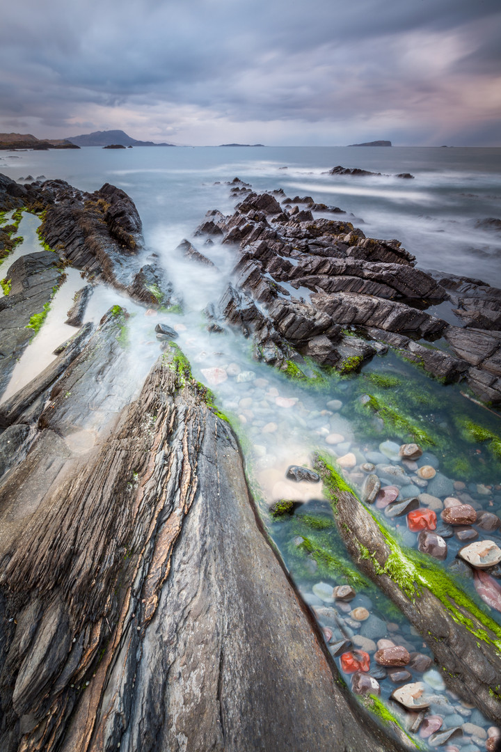 03-Exposed Rock, Low Tide, Port a Mhuili