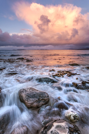Late Afternoon, Gruinard Bay, Highland.j