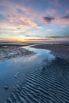North Sea, Redcar Beach, Teesside.jpg