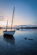 River Aln, Low Tide, Dawn, Alnmouth, Nor