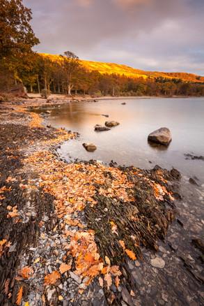 Dusk, Loch Lomond, Stirlingshire, Scotla