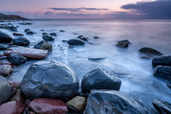 North Sea from Port Mulgrave, North York
