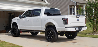 Ford Pickup Truck Detailing