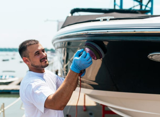 Watercraft Detailing | Don't let a dirty boat get you down