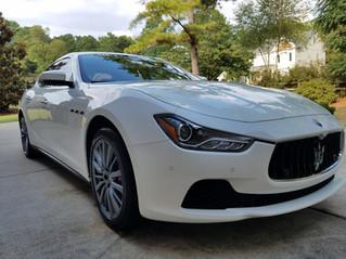 Maserati Detailing
