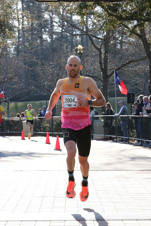 The Woodlands Half Marathon PR