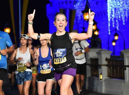 Lam Races Disney Half Marathon