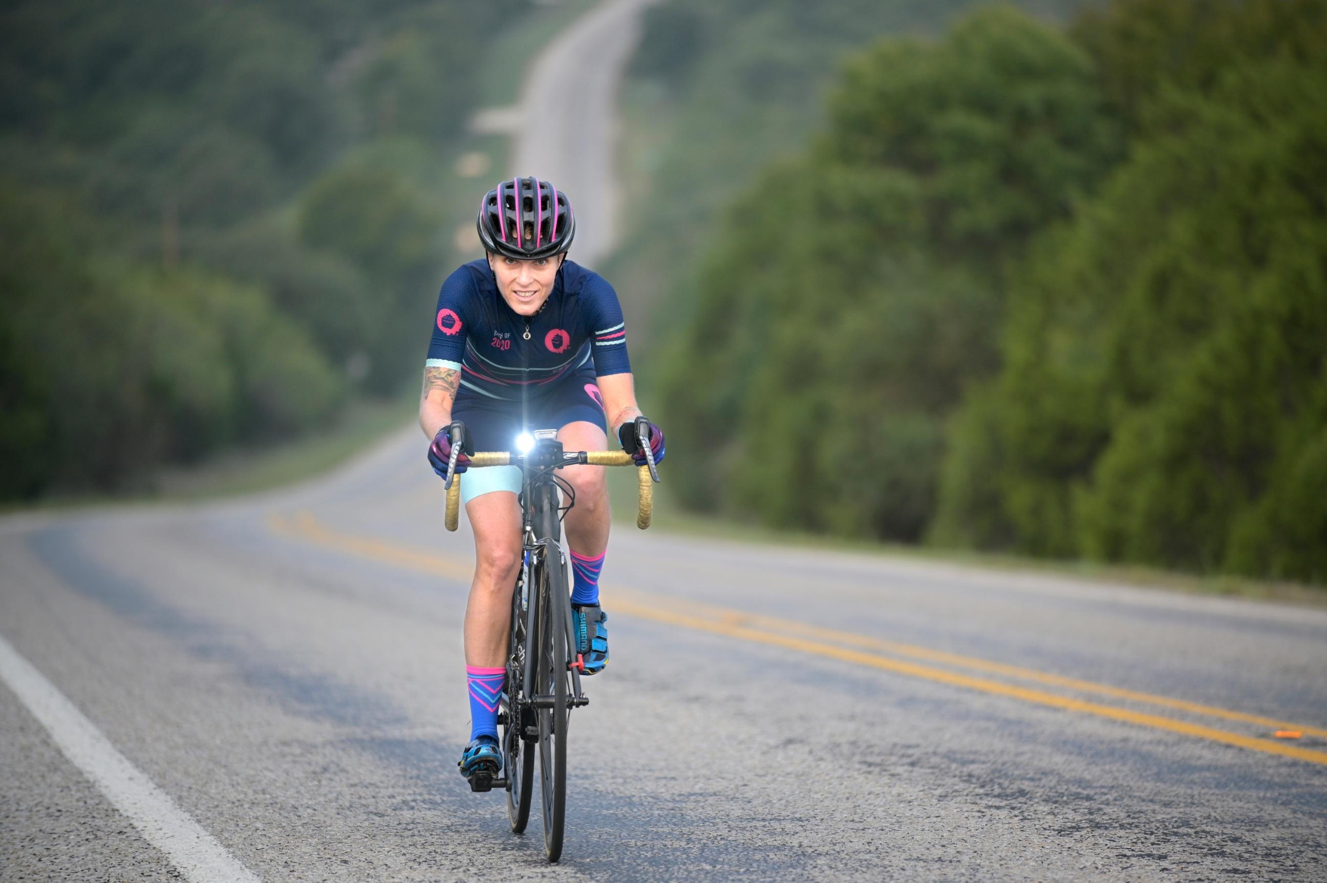 Emily 12hr bike race
