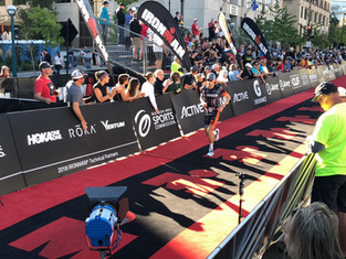 From 5k to Bike Racing to Ironman